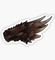 Drogon - Face Sticker