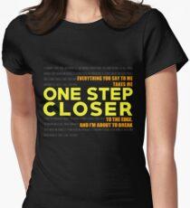 One Step Closer - Linkin Park Women's Fitted T-Shirt
