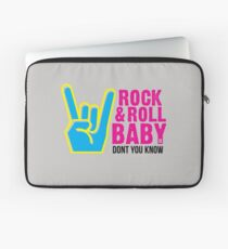 Paramore: Rock and Roll Baby, Dont You Know - BLK Laptop Sleeve