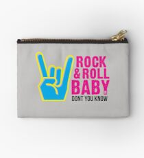 Paramore: Rock and Roll Baby, Dont You Know - BLK Studio Pouch