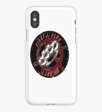 Fight Club - London (Martial arts) iPhone Case/Skin