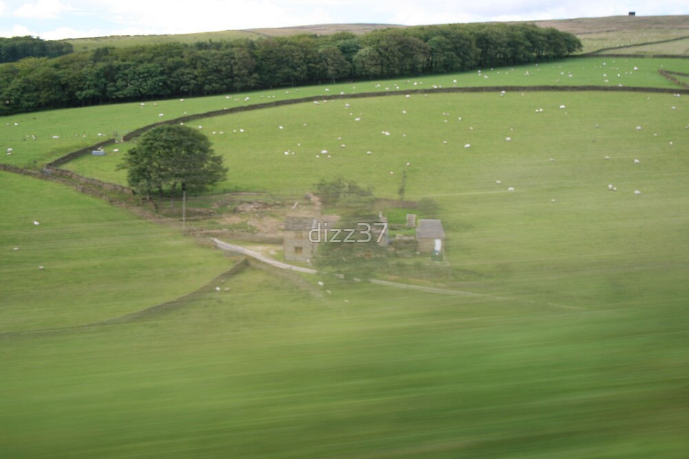 buxton country side  by dizz37