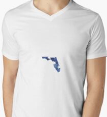 Florida with Stars T-Shirt
