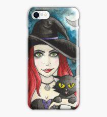Lady Crimson (Mortal) iPhone Case/Skin
