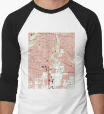 Fort Worth Texas Map (1995)  T-Shirt