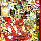 Art Masses by LanaJaneBeck
