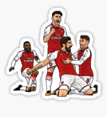 Arsenal - Win Celebration Sticker