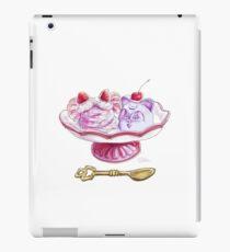 Yummy pastel Kawaii Sailor kitty cat ice-cream iPad Case/Skin