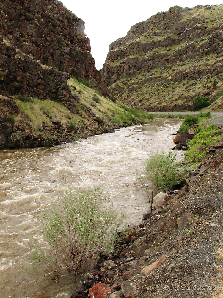 Picture Gorge by Dave Sandersfeld