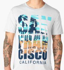 San Francisco California Men's Premium T-Shirt