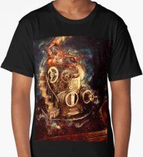 BLACK Long T-Shirt
