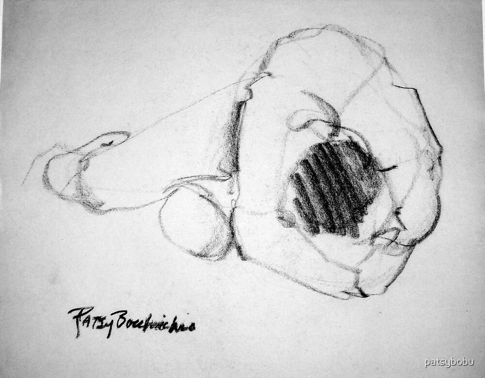Croquis Live Drawing by patsybobu