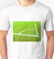 Soccer Ball Field  T-Shirt