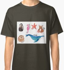 Animal pattern Classic T-Shirt