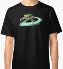Legend Of Zelda Wind Waker Classic T-Shirt