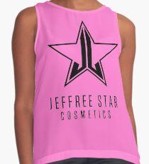Jeffree Star Cosmetics Star Logo with Caption Contrast Tank