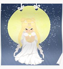 love by moon light Poster