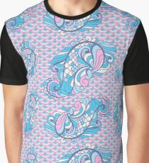 Marine life Graphic T-Shirt