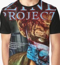 Sinister Grin Press The Zyne Project Graphic T-Shirt