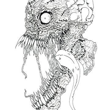 stitchey boy by SinAddict