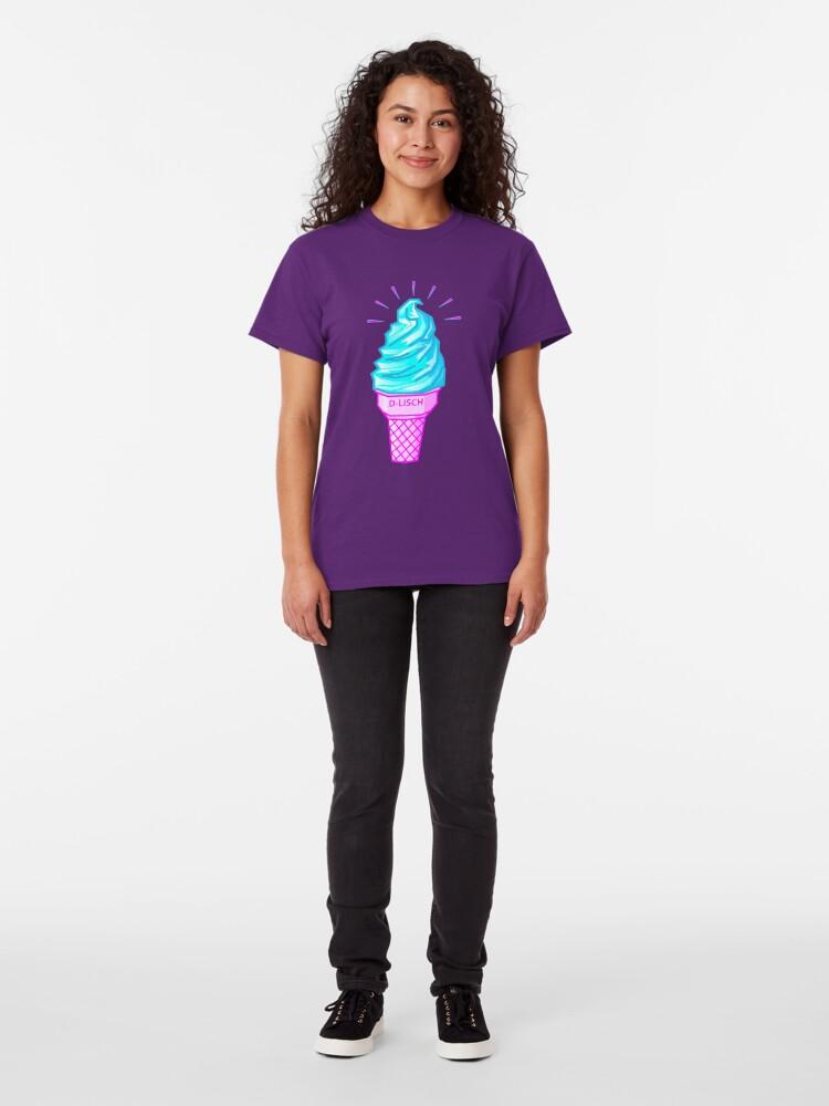 Alternate view of D-LISCH Classic T-Shirt