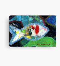 Project 321 - Swim Fish Canvas Print