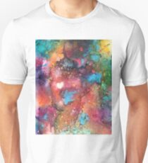 Rainbow Nebula (Love is Creation) T-Shirt