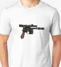 Han Solo's Blaster T-Shirt