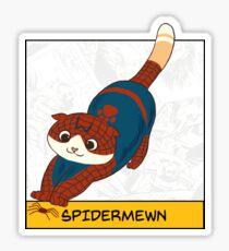 Spidermewn Sticker