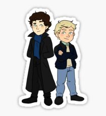 My baker street boys Sticker