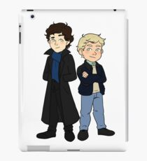 My baker street boys iPad Case/Skin