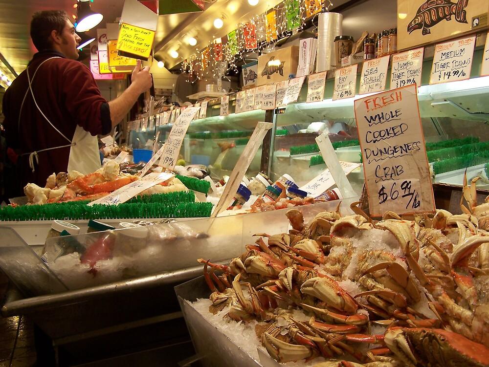 Crabs by alexiskins