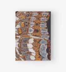 Pasha Butterfly Wing Hardcover Journal