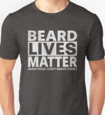 Beard Lives Matter T Shirt T-Shirt