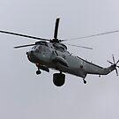 SeaKing operating Radar by SWEEPER
