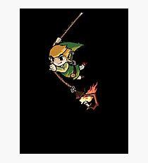 Legend Of Zelda Wind Waker 2 Photographic Print