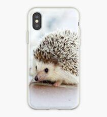 Vinilo o funda para iPhone Animales lindos - Hedgehog