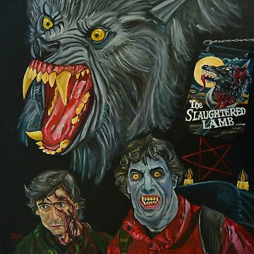 An American werewolf in London de JosefMendez