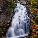 Crystal Cascade - New Hampshire by akaurora