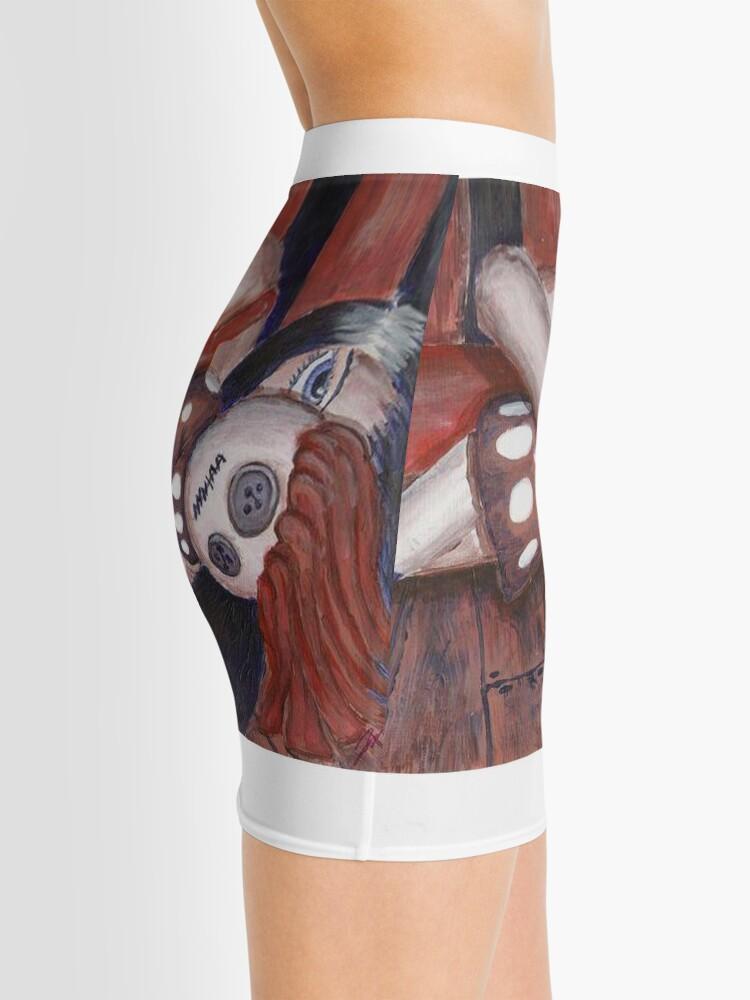 Vista alternativa de Minifalda Sin título