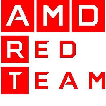 AMD Red Team   Ryzen Vega by BHawk-Graphics