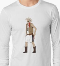 Cowboy Manu Long Sleeve T-Shirt