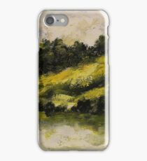 Greening Hills iPhone Case/Skin