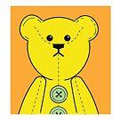 Grumpy Teds Orange Trio by grumpyteds