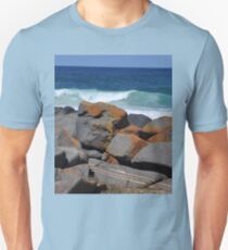 Coastline Colours, Tuross Heads,Australia 2017 T-Shirt