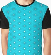 Abstract Turquoise Pattern 10 Graphic T-Shirt