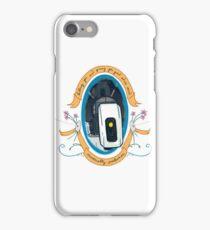 GLaDOS Knows Best iPhone Case/Skin