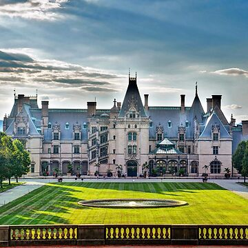 The Biltmore House   by venny