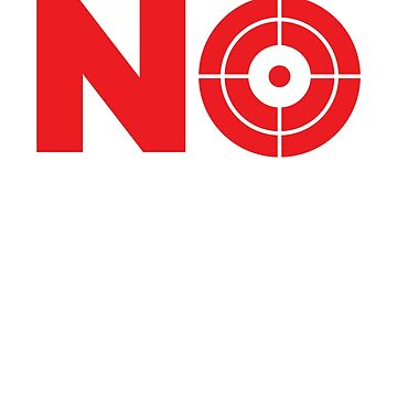 North Korea Target T-shirt by cpuga
