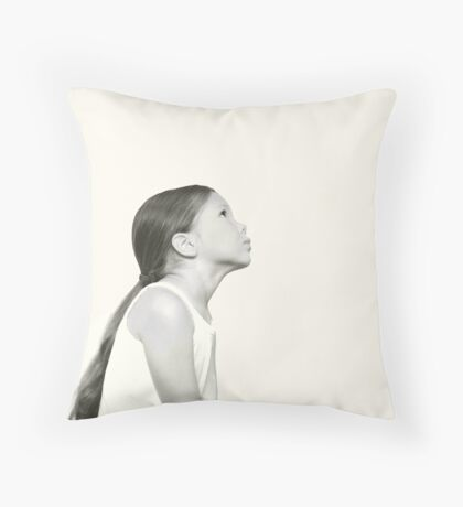 Pure... Throw Pillow